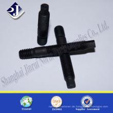 Sechskant-Doppelstopfen schwarz TS16949 ISO9001