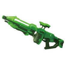 Светящаяся мягкая пуля Вспышка Электрическая игрушка Gun Gun
