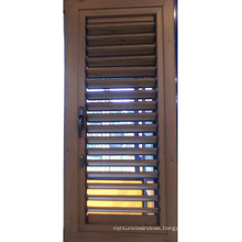 Aluminium Casement Louver Windows Powder-Coat Clorful