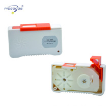 PGCLEB1 Optical Fiber Connector Cleaner Cassette Type for Cleaning Fiber Connector 500+ times life time