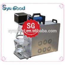 Máquina de marcado láser de fibra de Syngood SG10F / SG20F / SG30F-Especial para etiqueta de perro
