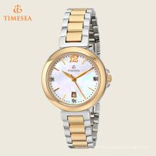 Reloj Analógico De Diamante Diamante Para Mujer Japonés 71191