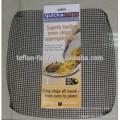 Malla de cocción de fibra de vidrio de teflón resistente a altas temperaturas