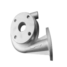 Stainless steel pump housing