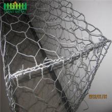 Hexagonal Wire Netting for Gabion box