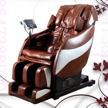 2014 le meilleur luxe 3D chaise de massage de gravité zéro