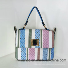 Trendy PU Lady Handbags Popular Women Hand Bag (LY060282)