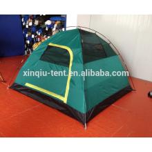 Автоматические 3 человек водонепроницаемый палатка на открытом воздухе кемпинга