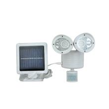 Refletor LED de Segurança Solar / Refletor de Jardim