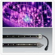 Tubo da vara 3D do diodo emissor de luz de 12v SMD 5050 RGB