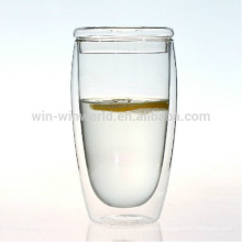 Colorful Silicone Sleeve Fashion Promotion Private Cup Glass
