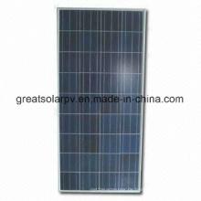Professionelle Fertigkeit 130W Poly Solarpanel mit konkurrenzfähigem Preis von China