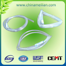 Flexible Transparent Silicone Rubber Sleeving
