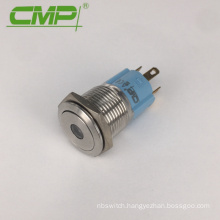 16mm 1NO1NC SPDT Stainless Steel Light Switches
