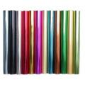 Emballage cadeau Papier laser métallisé coloré