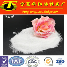 Grains d'alumine fondue blanche avec Al2O3 99%