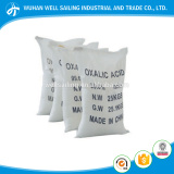Oxalic acid 99.6% used in dyeing/textile/leather manufacturer