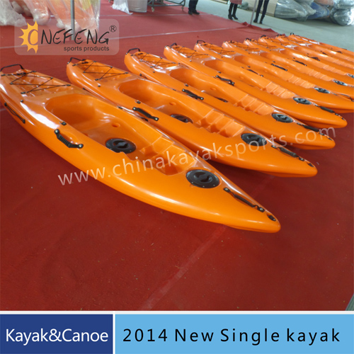 Single Fishing Kayak, Single Canoe