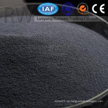 Venta caliente material de construcción de alta calidad densificado precio de la mezcla de humo de sílice