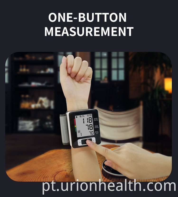 wirele blood pressure monitor