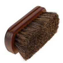 FQ Marke männlichen hölzernen Bart Pinsel Haarbürste mit langen Haaren Pferd