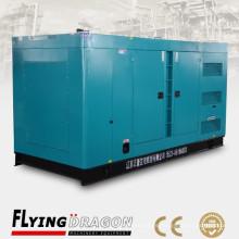 Generador silencioso diesel generador eléctrico de energía de 640kw precio 800kva generador eléctrico a prueba de sonido
