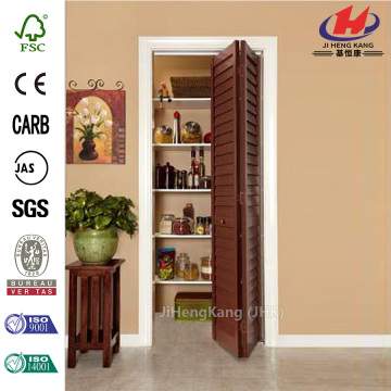 JHK-B06 Decorative Bifold Shower Interior Door
