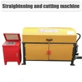 Construction site CNC steel bar straightening machine