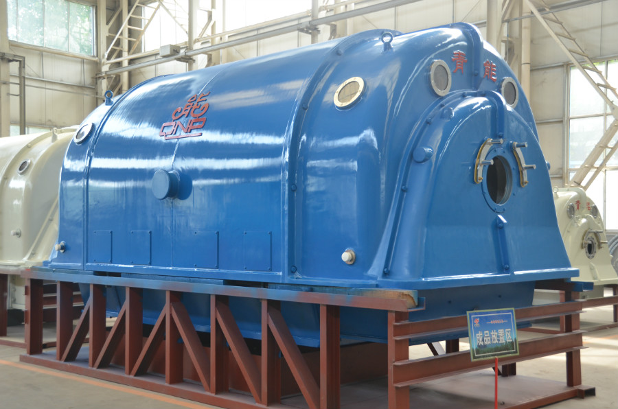 Steam Turbine Generator (3)