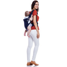 All Newborn Solid Color Baby Carrier