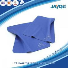 Hot Silver Microfibe Optical Cleaning Cloth