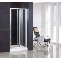 Bifold Shower Door + Inline