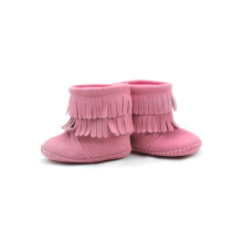 High Heel Walking Skor Baby Boots Girls