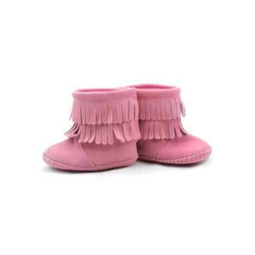 High Heel Walking Shoes Baby Boots Girls