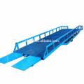Rampe mobile de dock de récipient / rampe de chargement hydraulique pour l'entrepôt