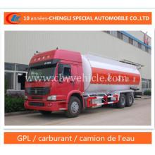 Camion - Citène De Ciment En Vrac HOWO