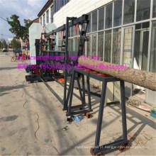 Máquina de serra de fita vertical dupla se esforça para a perfeição