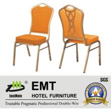 Cadeira de casamento banquete de estilo popular (EMT-504)