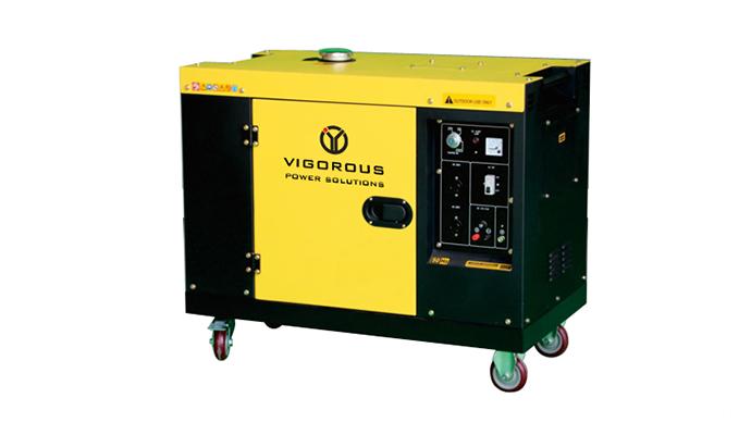 4.5KW Diesel Generator