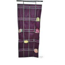 Overdoor Door Hanging Shoe Organizer with 20 Pockets (HBOR-1)