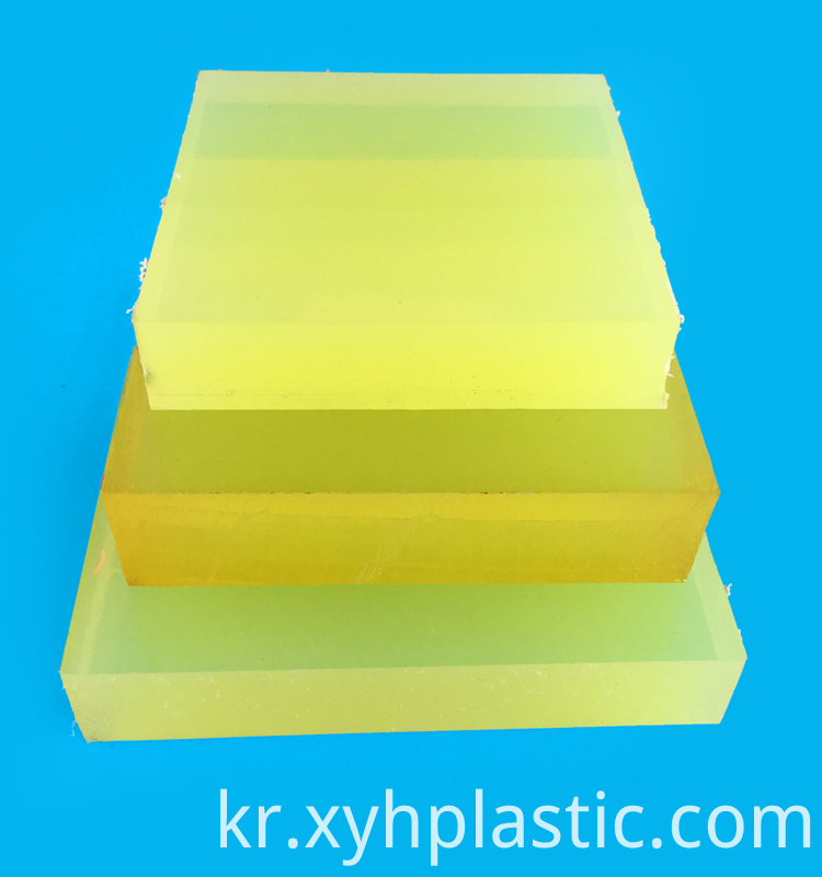 Thickness 1-120mm PU Sheet
