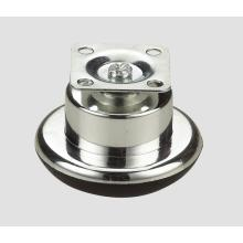 Furniture Caster Carpet Wheel Flat Chrome