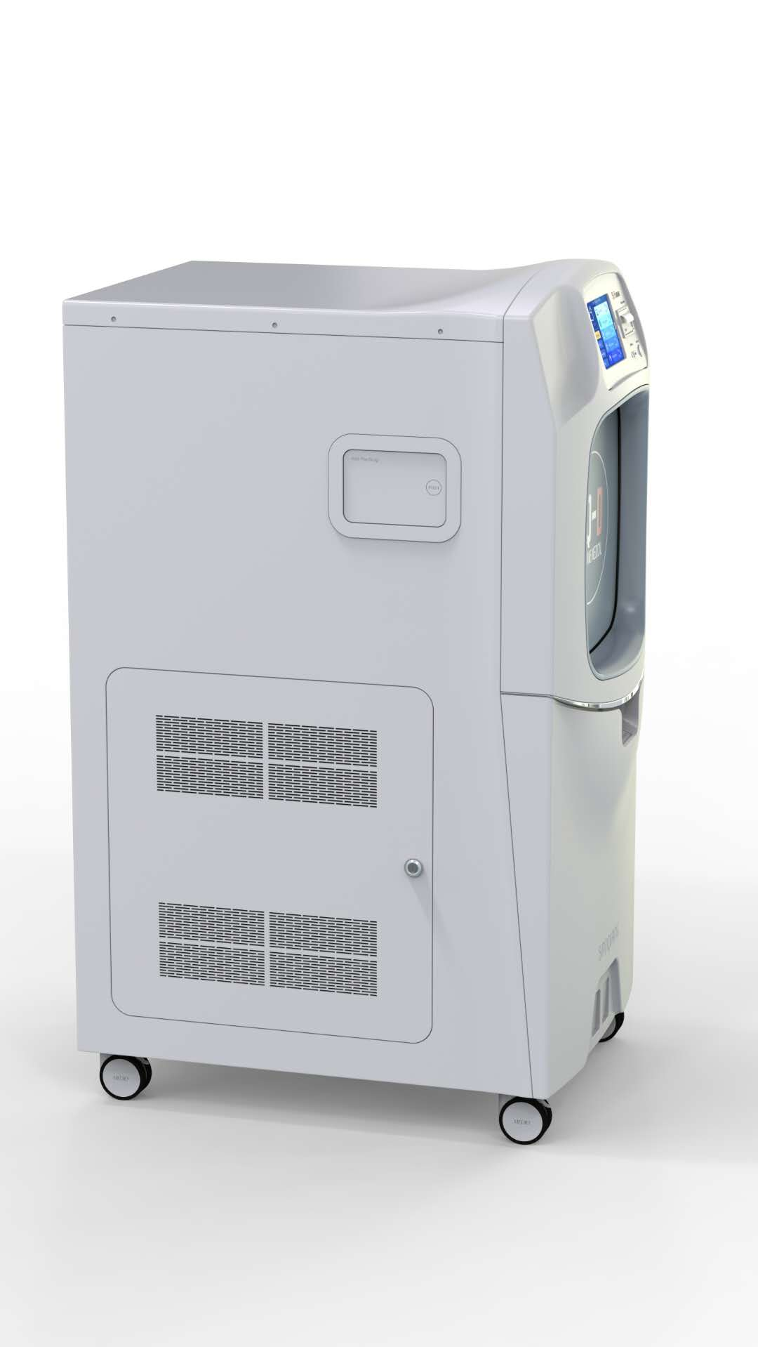 Environmental protection type sterilizer