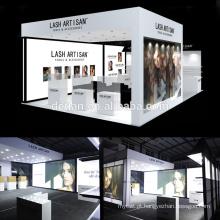 Oferta da Detian Estande de exposição para sistema de design e fabricação de grandes estandes
