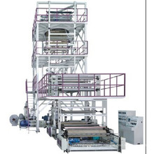 Three to Five Layers Film Blowing Machine (SJ-FM1300A)