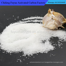 Propriedades de poliacrilamida aniónica de Mineração de peso molecular elevado