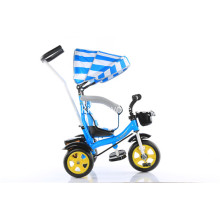 Licensierad Mini 3-hjuls tricycle