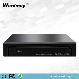 H.265 16CHS POE 4K Network Video NVR