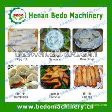 Bolinho de massa do restaurante que faz a máquina & bolinhos chineses automáticos que fazem a máquina