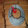 High Quality Manual Wire Rope Hoist 0.5Ton To 5Ton